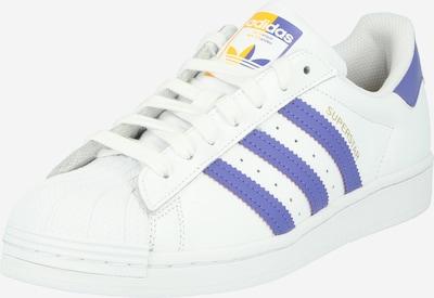 Sneaker low 'Superstar' ADIDAS ORIGINALS pe mov / portocaliu / alb, Vizualizare produs
