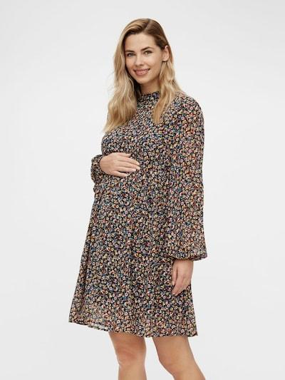 MAMALICIOUS Blusenkleid 'Macya' in mischfarben, Modelansicht