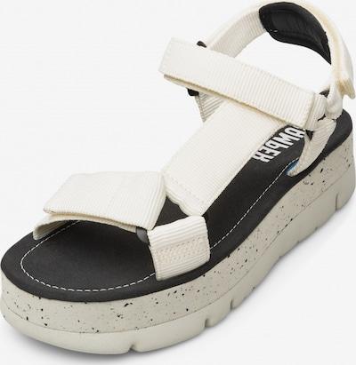 CAMPER Sandalen in weiß, Produktansicht