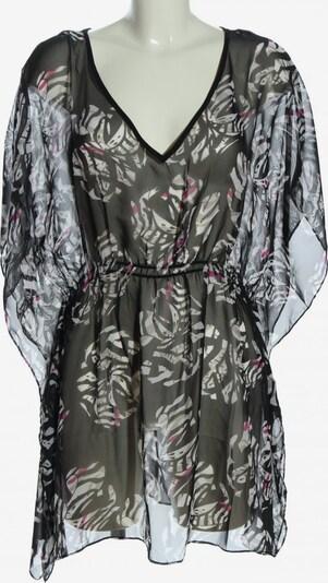 bpc bonprix collection Badekleid in L in pink / schwarz / weiß, Produktansicht
