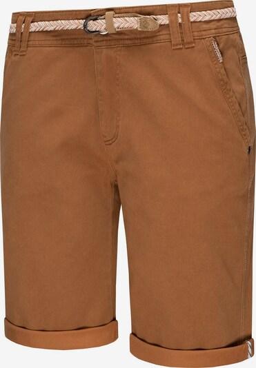 Ragwear Shorts 'Ramira' in karamell, Produktansicht