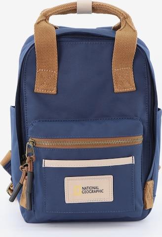 National Geographic Rucksack 'Legend' in Blau