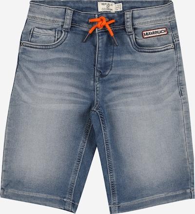 OVS Shorts in taubenblau, Produktansicht