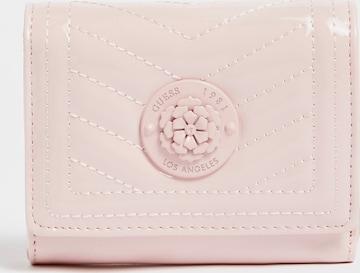 GUESS Geldbörse in Pink