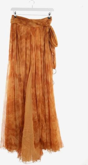 roberto cavalli Seidenrock in L in orangemeliert, Produktansicht