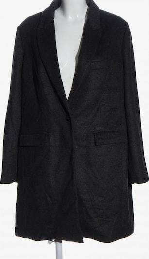 VIOLETA by Mango Übergangsmantel in XL in schwarz, Produktansicht