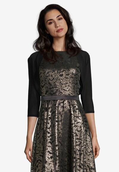 Vera Mont Bolero in de kleur Zwart, Modelweergave