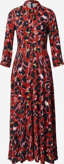Y.A.S Blousejurk 'Savanna' in de kleur Gemengde kleuren / Rood, Productweergave
