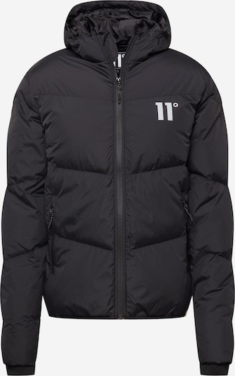 11 Degrees Between-season jacket in Black / White, Item view