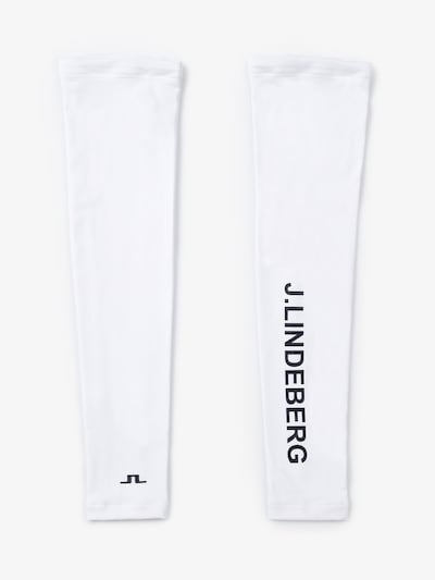 J.Lindeberg Chauffe-bras en blanc, Vue avec produit