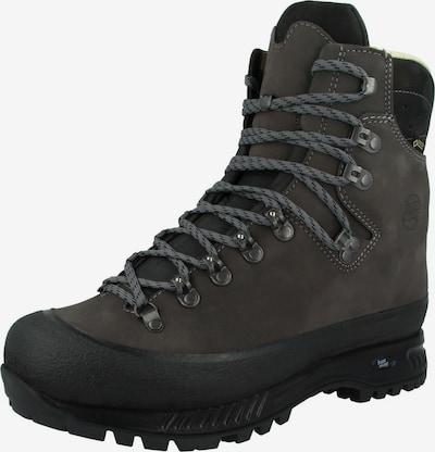 HANWAG Boots ' Alaska ' in de kleur Grijs / Zwart, Productweergave