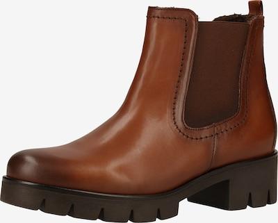 GABOR Chelsea Boots in karamell, Produktansicht