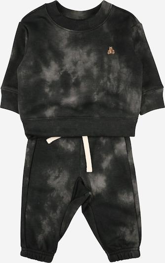 GAP Set in de kleur Grijs / Zwart, Productweergave