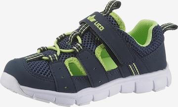 LICO Sandale in Blau