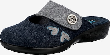 FLY FLOT Slippers in Blue