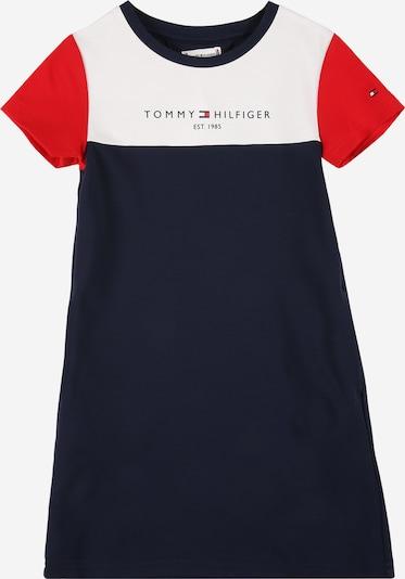 Rochie TOMMY HILFIGER pe bleumarin / roșu / alb, Vizualizare produs
