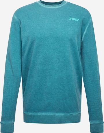 OAKLEY Sportsweatshirt 'DYE CREW' i grønn