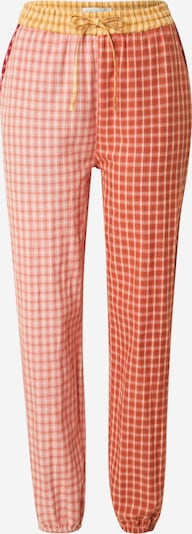 Lollys Laundry Pyjamahose 'Mona' in mischfarben, Produktansicht