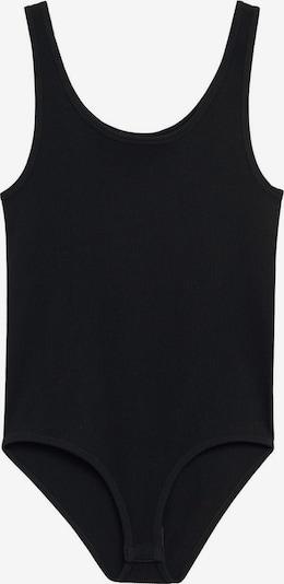 MANGO Shirt Bodysuit 'Sinatra' in Black, Item view
