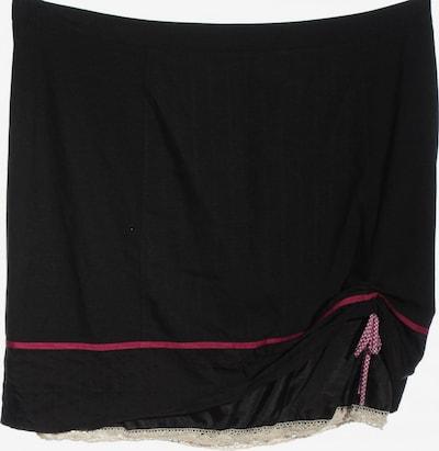 Ulla Popken Minirock in 8XL in pink / schwarz, Produktansicht