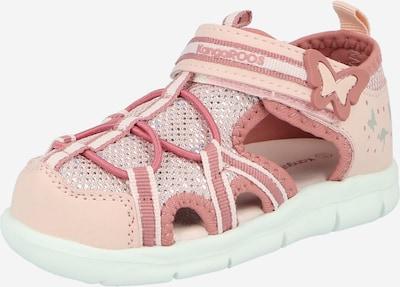 KangaROOS Sandalen 'Butty' in de kleur Pink / Donkerroze, Productweergave