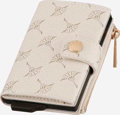 JOOP! Portemonnaie in braun / offwhite, Produktansicht