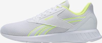REEBOK Sportschuh 'Lite 2' in neongrün / weiß, Produktansicht