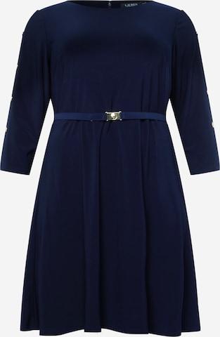 Lauren Ralph Lauren Kleid 'ILENA' in Blau