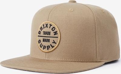 Brixton Cap 'OATH III' in hellbeige, Produktansicht
