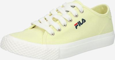 FILA Sneaker in nachtblau / hellpink / rot, Produktansicht