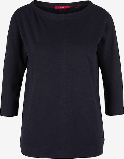 s.Oliver Shirt in Navy, Item view