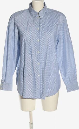 tru Hemd-Bluse in L in blau / weiß, Produktansicht