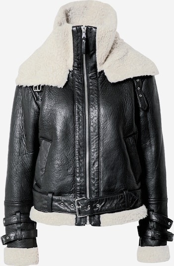 BE EDGY Winter jacket in Black / White, Item view