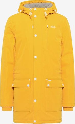 Parka d'hiver ICEBOUND en jaune