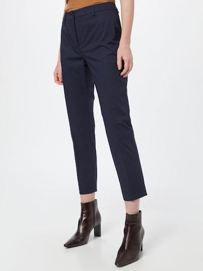 Pantaloni 'FARAONE' Weekend Max Mara di colore blu scuro, Visualizzazione modelli