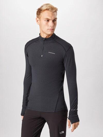ENDURANCE Koszulka funkcyjna 'Tune' w kolorze nakrapiany czarnym, Podgląd na modelu(-ce)