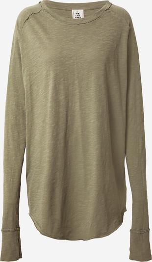 Free People Shirt 'ARDEN' in oliv, Produktansicht