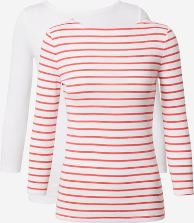 GAP Tričko - červená / bílá, Produkt