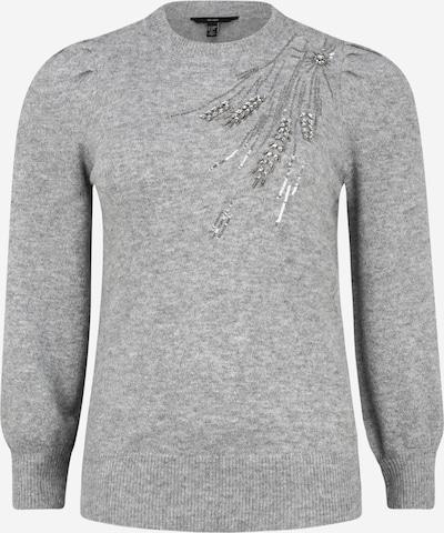 Vero Moda Curve Sweter 'Laria' w kolorze nakrapiany szarym, Podgląd produktu