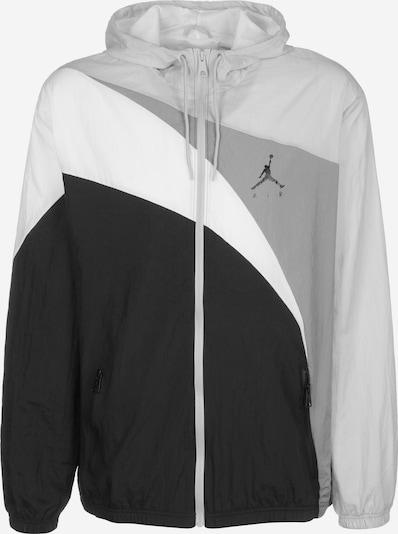 Jordan Sportjas 'Jumpman Wave' in de kleur Zwart, Productweergave