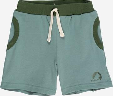 Pantaloni 'ANKKA' di FINKID in verde