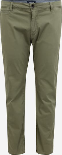 TOM TAILOR Men + Chino Pants in Olive, Item view