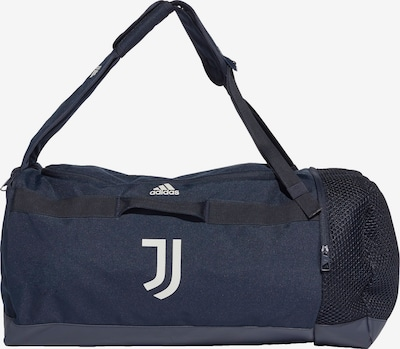 ADIDAS PERFORMANCE Duffelbag 'Juventus Turin' in blau / grau / weiß, Produktansicht