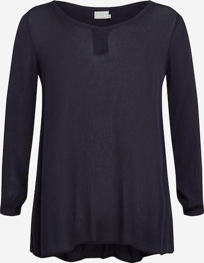 KAFFE CURVE Bluse 'Cami' in dunkelblau, Produktansicht