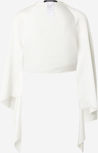 Geacă tricotată SWING pe alb, Vizualizare produs