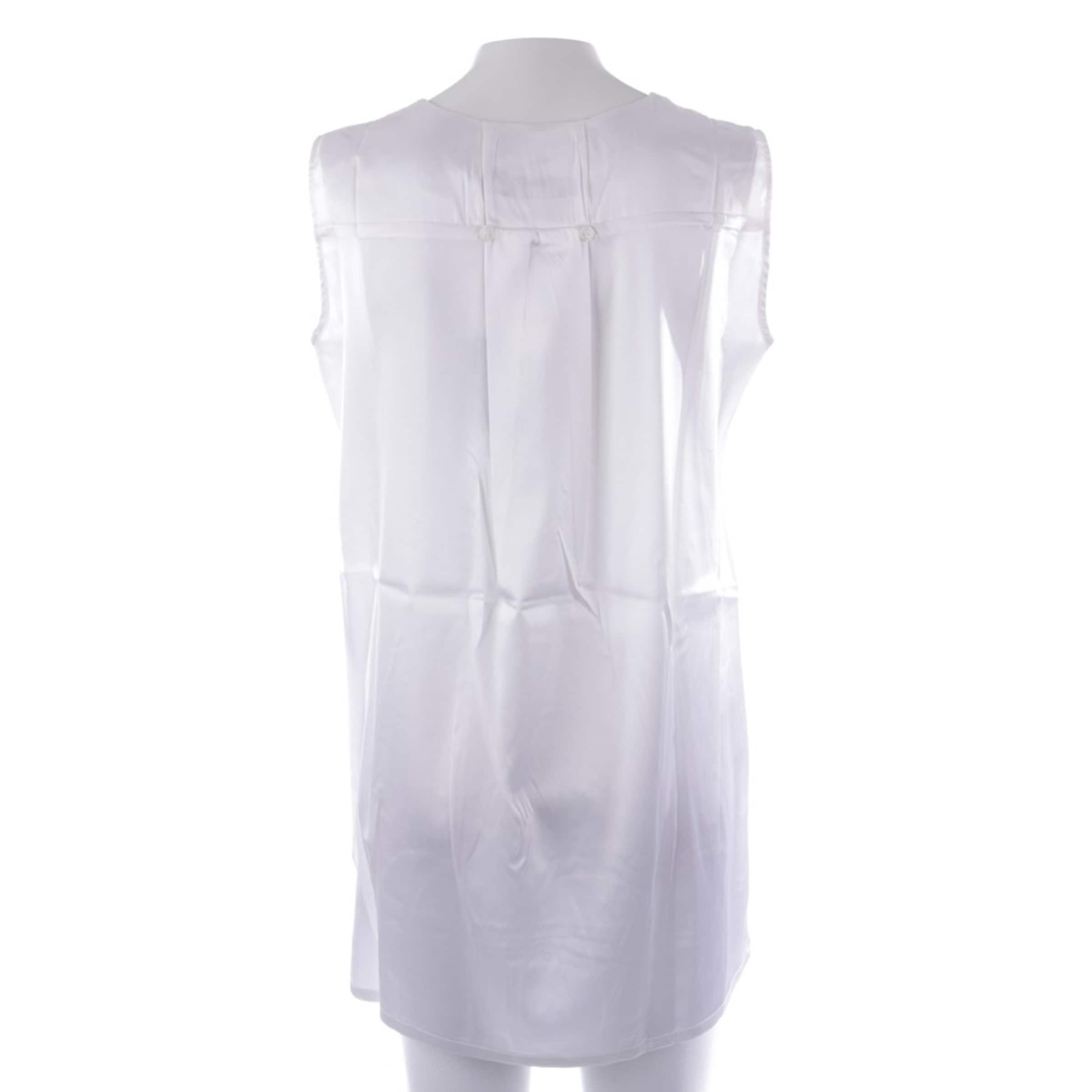 Incentive! Cashmere Seidentop in weiß