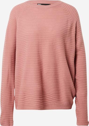 ONLY Pullover 'June' in rosé, Produktansicht