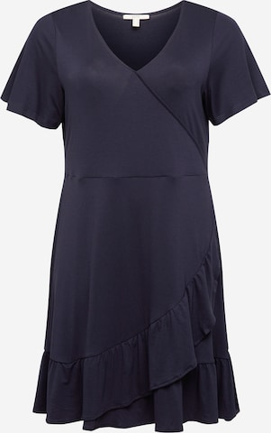Esprit Curves Kleid in Blau