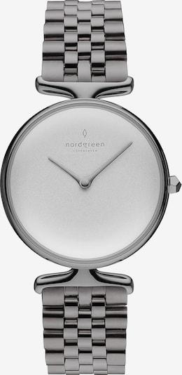 Nordgreen Uhr in silber, Produktansicht