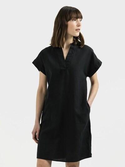 CAMEL ACTIVE Kleid in schwarz, Modelansicht